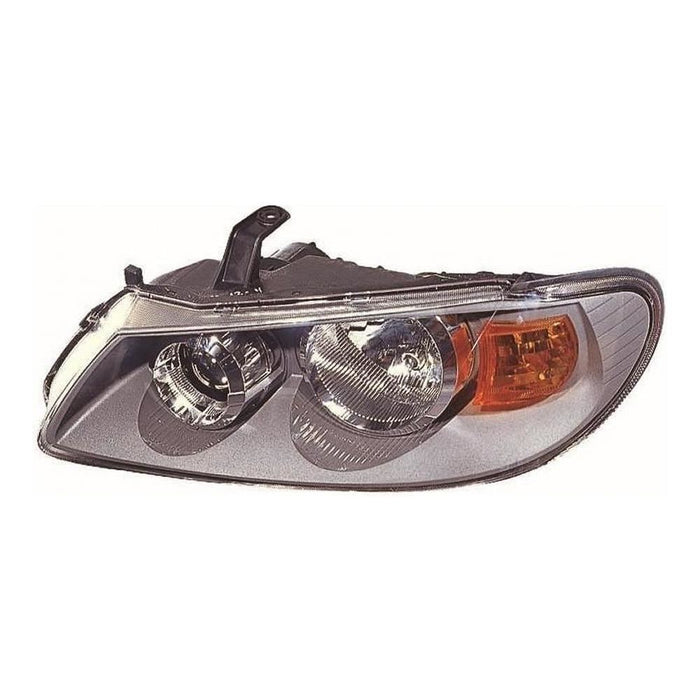 Nissan Almera N16 Saloon 2/2003-2006 Grey Inner Headlight Passenger Side N/S