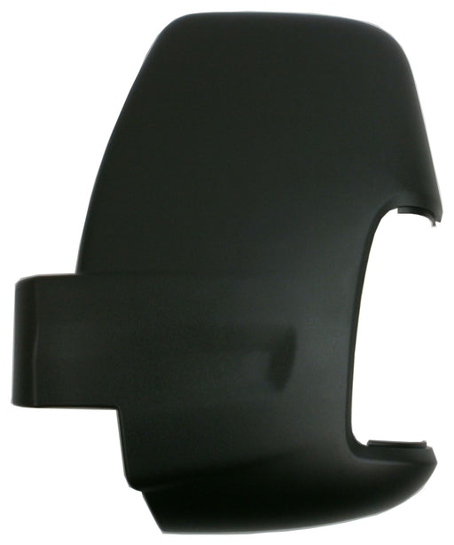 Ford Transit Mk.8 3/2014+ Black Textured Wing Mirror Cover Passenger Side N/S