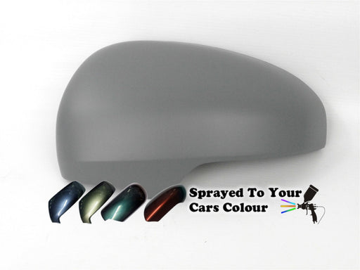 Toyota Prius Mk.2 (ZVW30) Incl. Prius+ 6/2009-6/2016 Wing Mirror Cover Passenger Side N/S Painted Sprayed