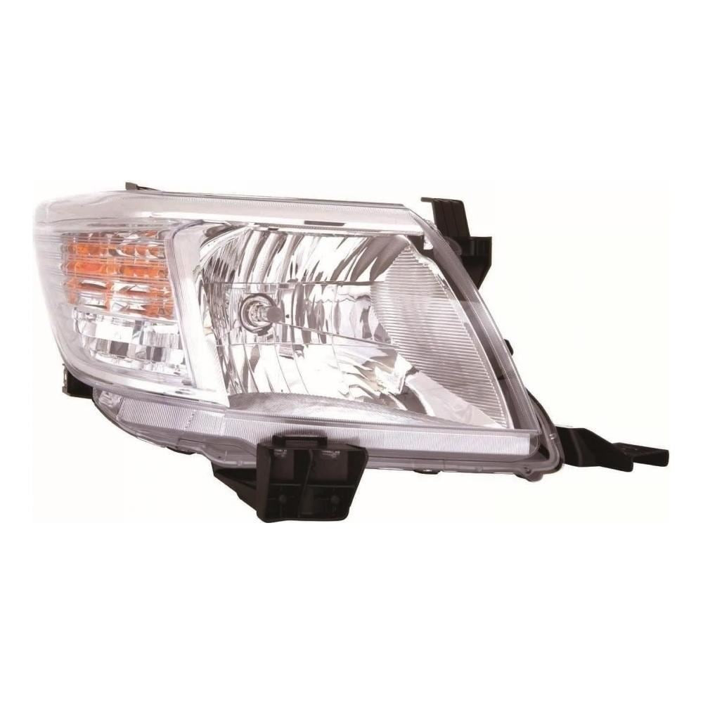 Toyota Hi-Lux Mk5 Pickup 2012-10/2016 Headlight Headlamp Drivers Side O/S