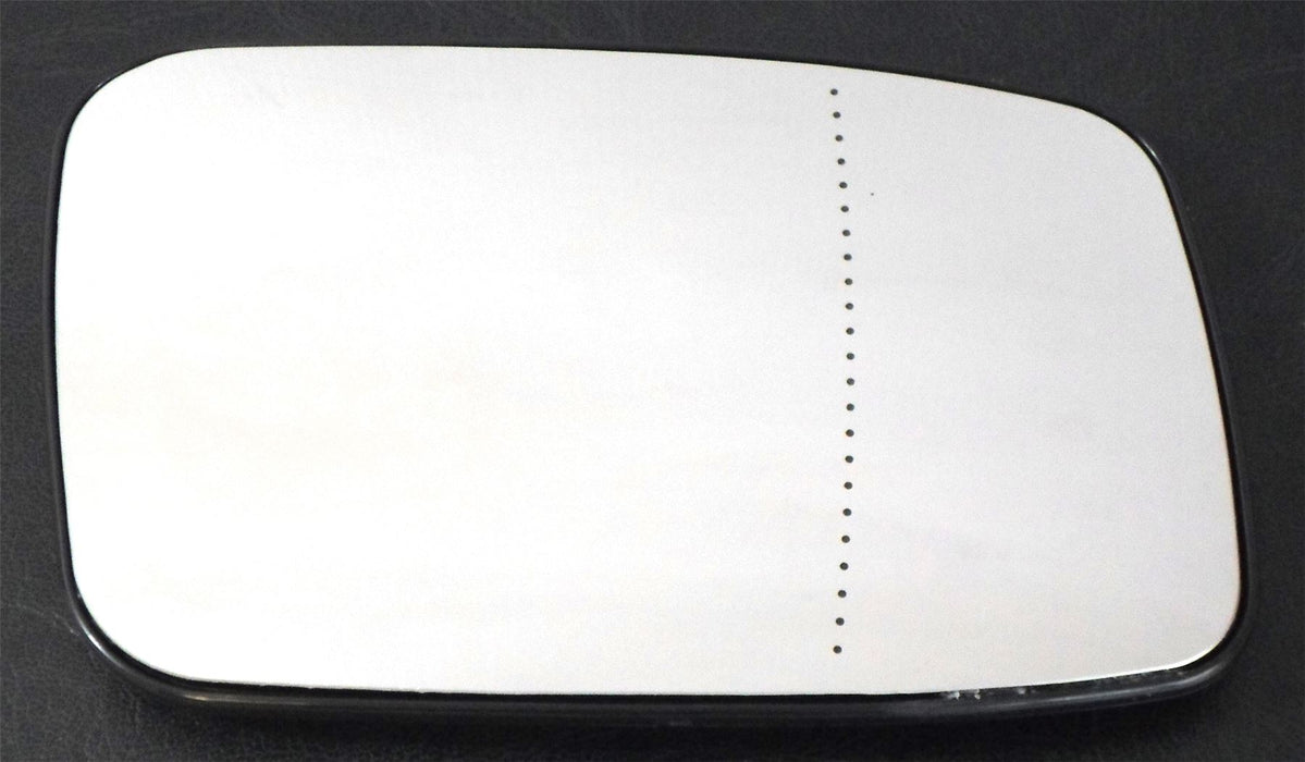 Volvo V40 Mk.1 1992-1997 Heated Aspherical Mirror Glass Drivers Side O/S
