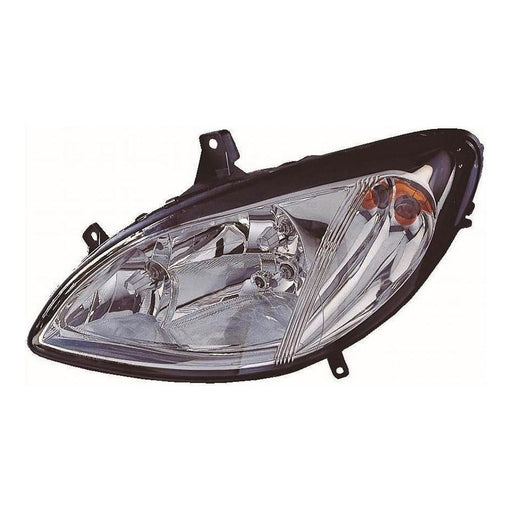 Mercedes Benz Vito W639 Van 11/2003-2/2011 Headlight Headlamp Passenger Side N/S