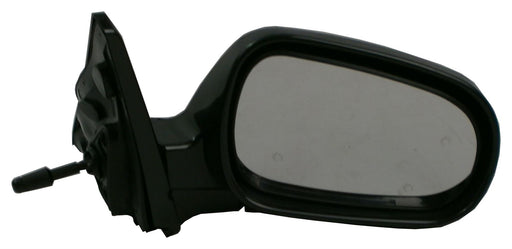 Honda Civic Mk.6 3/1995-3/2001 Lever Wing Mirror Black Textured Drivers Side O/S