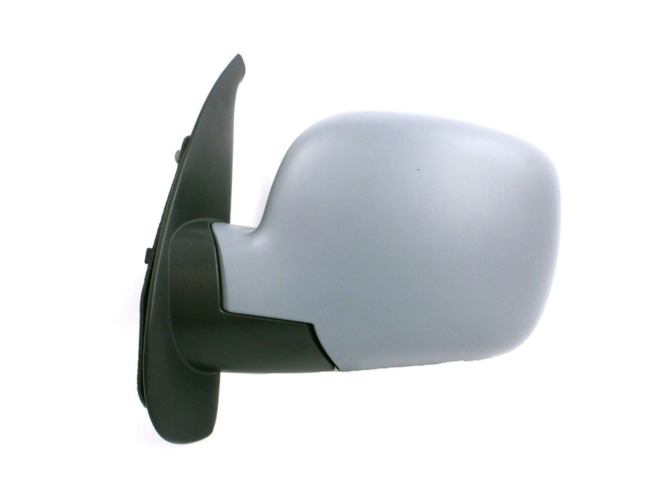 Renault Kangoo Mk2 9/2008-6/2013 Electric Wing Mirror Primed Passenger Side N/S