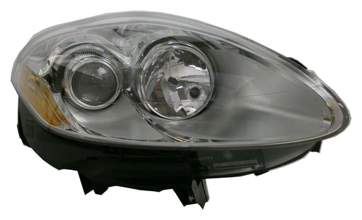 Fiat Bravo Mk2 Hatch 2007-2010 Magneti Marelli OEM Headlight Drivers Side O/S
