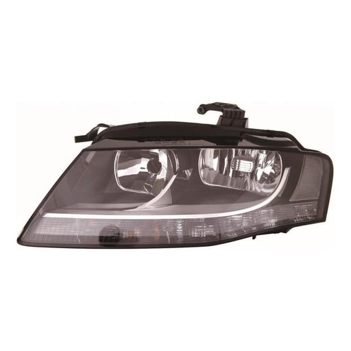 Audi A4 Mk3 B8 (8K) Saloon 4/2008-5/2012 Headlight Headlamp Passenger Side N/S