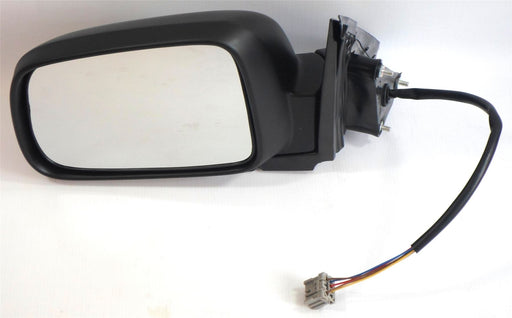 Honda CR-V Mk.2 2/2002-2007 Electric Wing Mirror Heated Black Passenger Side N/S
