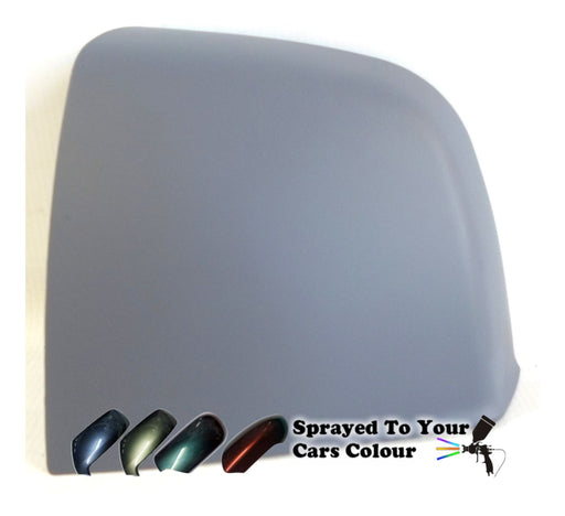 Vauxhall Combo Mk.3 2012+ Wing Mirror Cover Passenger Side N/S Painted Sprayed