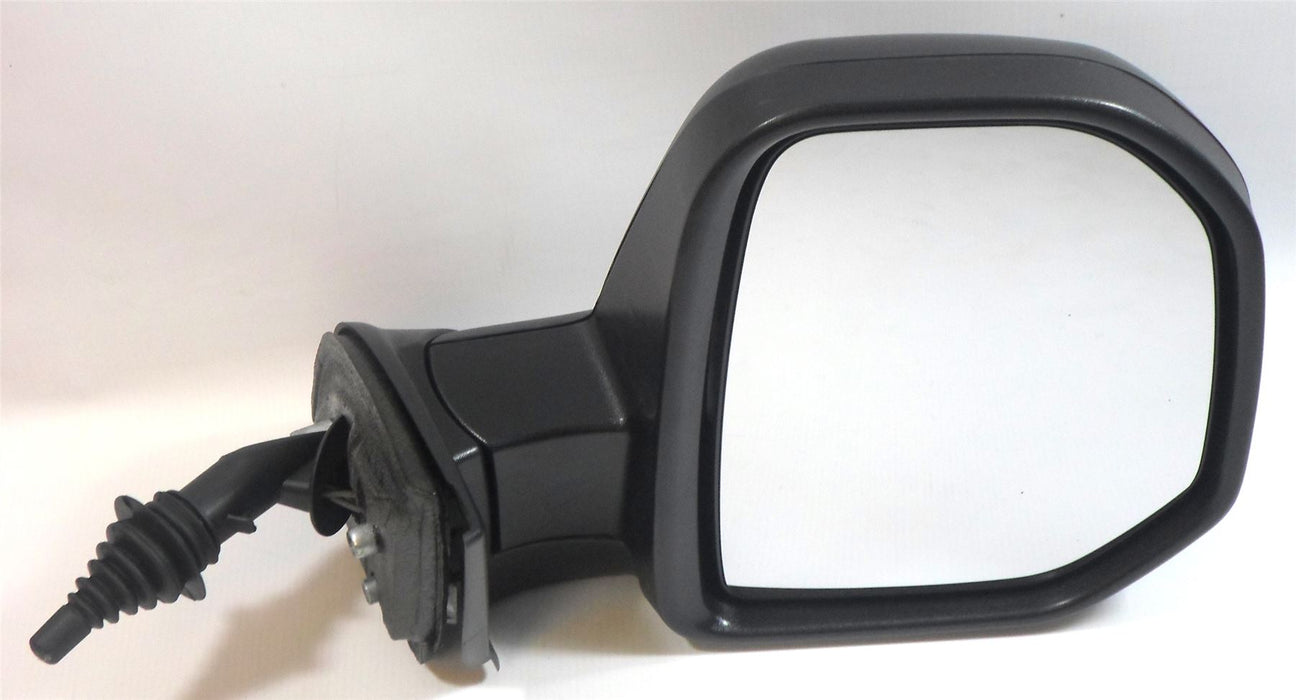 Peugeot Partner Mk.2 7/2008-4/2012 Cable Wing Mirror Black Drivers Side O/S