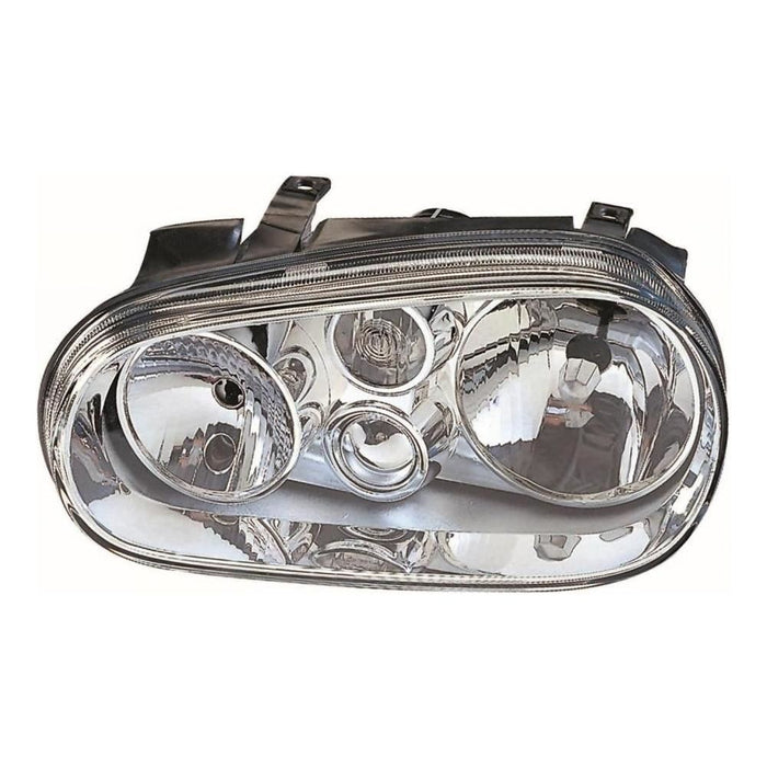 VW Golf Mk4 Hatch 10/1997-6/2004 Headlight Headlamp Excl Fog Passenger Side N/S