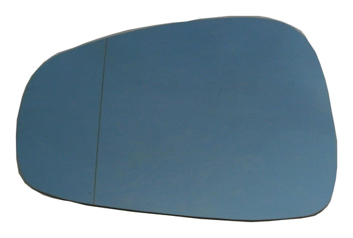 Alfa Romeo Mito 2006-2012 Heated Convex Blue Tinted Mirror Glass Passengers Side N/S