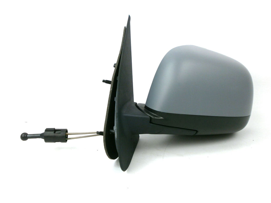 Nissan Micra Mk.3 9/2010-10/2013 Cable Wing Mirror Primed Passenger Side N/S