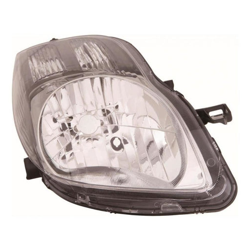 Toyota Yaris Hatchback 11/2008-2011 Headlight Headlamp Drivers Side O/S