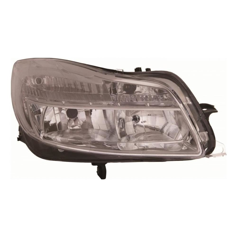 Vauxhall Insignia Hatchback 2008-2013 Headlight Headlamp Drivers Side O/S