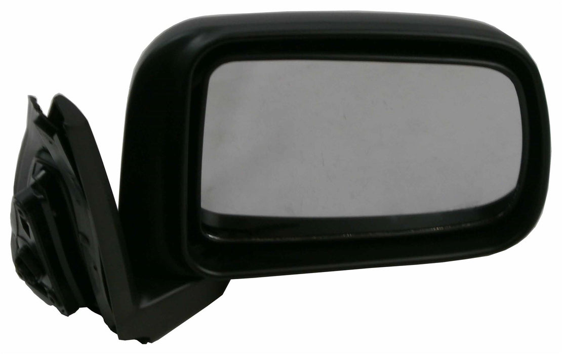 Honda CR-V Mk1 1997-1/2002 Electric Wing Mirror Paintable Black Drivers Side O/S