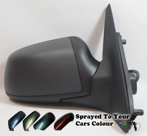 Ford Mondeo 6/2003-8/2007 Electric Wing Mirror Puddle Lamp Drivers Side Painted Sprayed