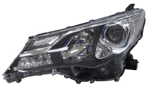 Toyota RAV-4 Mk4 ATV / SUV 1/2013-2/2016 Headlight Headlamp Passenger Side N/S