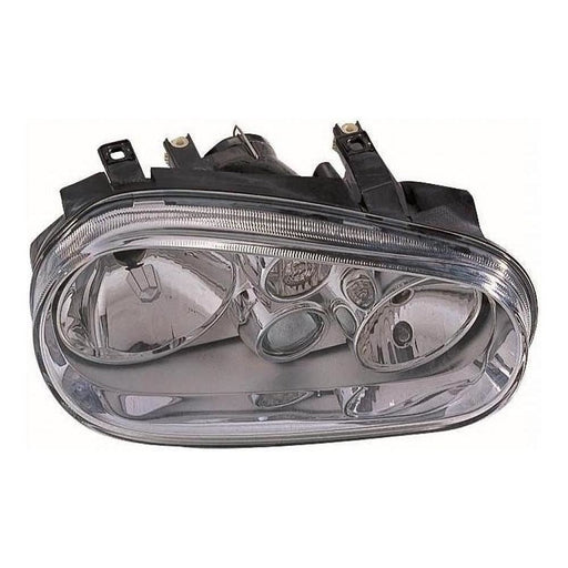 Volkswagen Golf Mk4 Hatchback 10/1997-6/2004 Headlight Inc Fog Drivers Side O/S