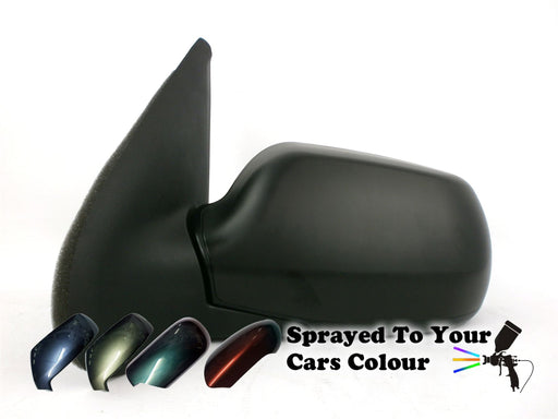 Mazda 2 Mk.1 2003-2007 Electric Wing Mirror Heated Passenger Side N/S Painted Sprayed