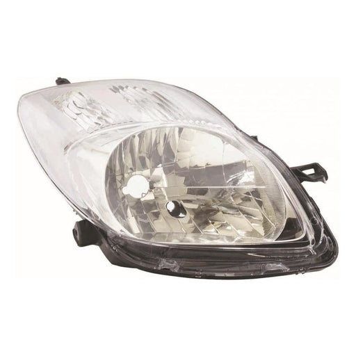 Toyota Yaris Mk2 Hatchback 11/2008-2011 Headlight Headlamp Drivers Side O/S