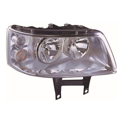 Volkswagen Transporter T5 Van 2003-4/2010 Headlight Headlamp Drivers Side O/S