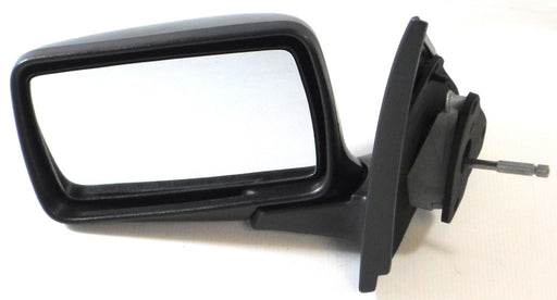 Ford Escort Mk.5 & 6 1995-2002 Lever Wing Mirror Black Textured Passenger Side