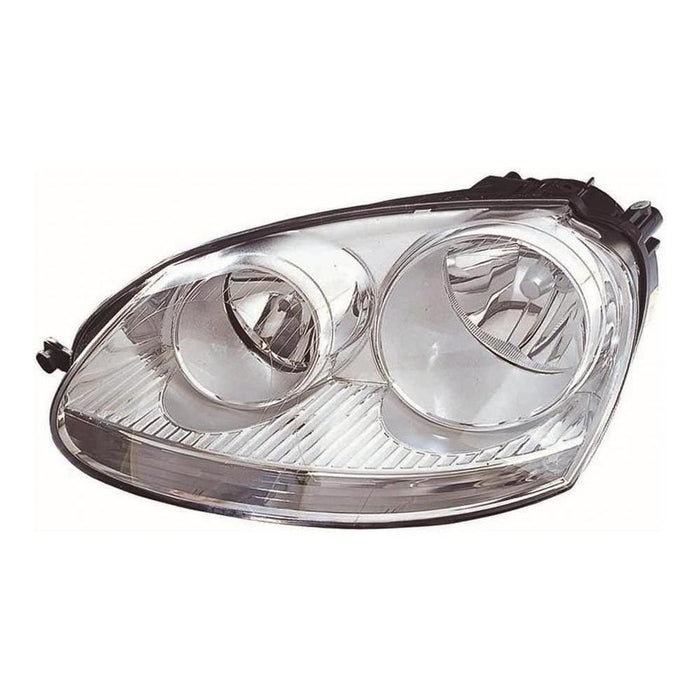 Volkswagen Golf Mk5 Estate 5/2004-6/2009 Headlight Headlamp Passenger Side N/S