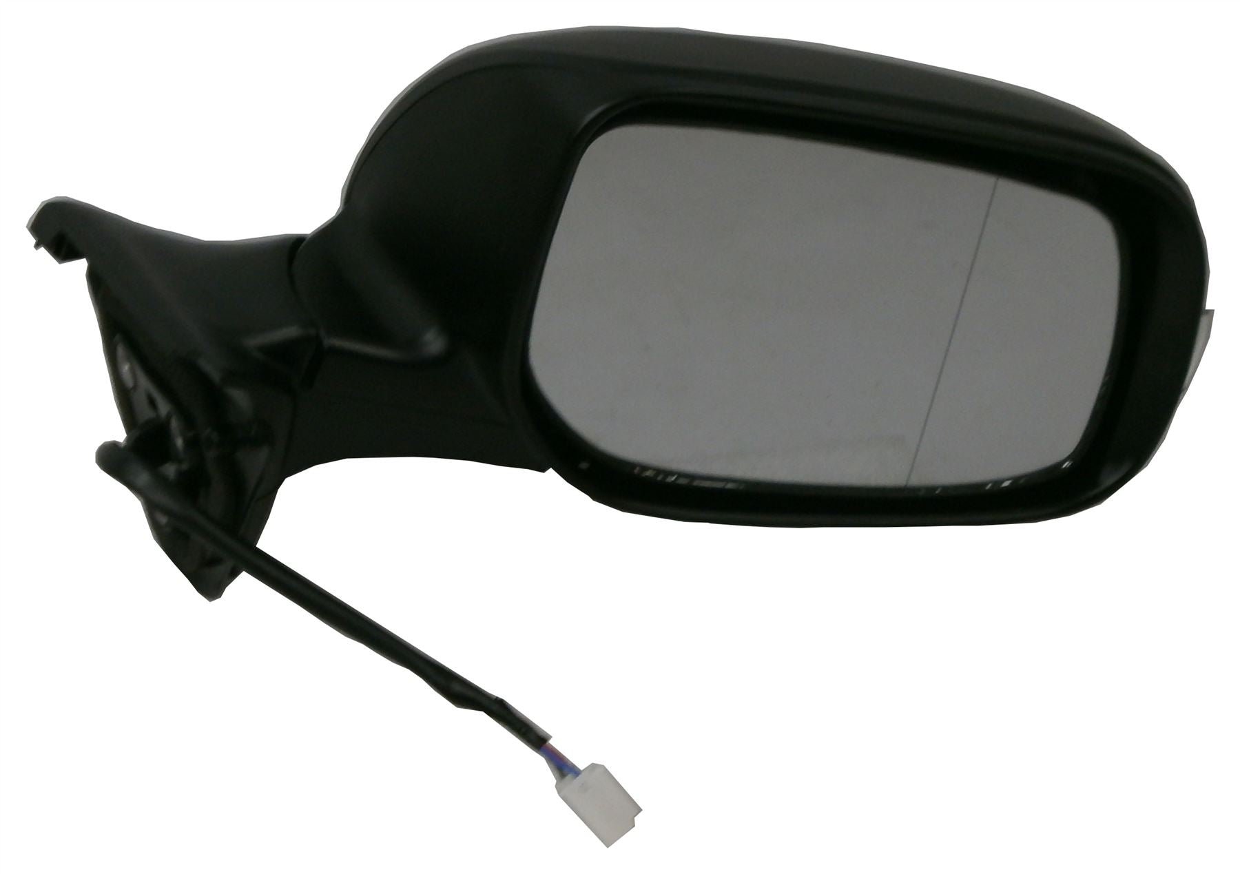 Toyota Auris Mk1 6/2010-3/2013 Electric Wing Mirror Indicator Black Drivers Side