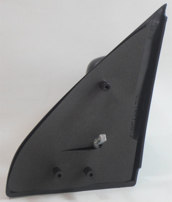 Ford Fiesta Mk.3 1989-1994 Lever Wing Mirror Black Textured Drivers Side O/S