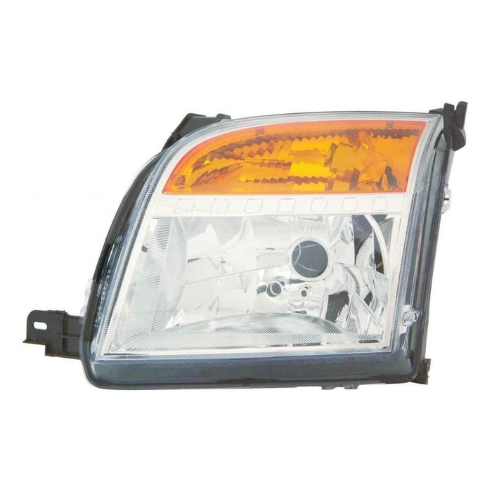 Ford Fusion Hatchback 2006-2012 Headlight Headlamp Passenger Side N/S