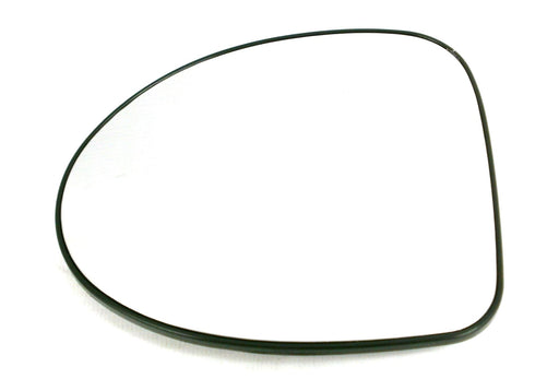 Renault Twingo Mk.1 2007-2/2012 Non-Heated Convex Mirror Glass Passengers Side N/S