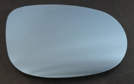 Fiat Croma Mk.2 2007-2014 Heated Convex Blue Tinted Mirror Glass Drivers Side O/S