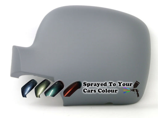 Renault Kangoo Mk.2 9/2008-6/2013 Wing Mirror Cover Passenger Side N/S Painted Sprayed