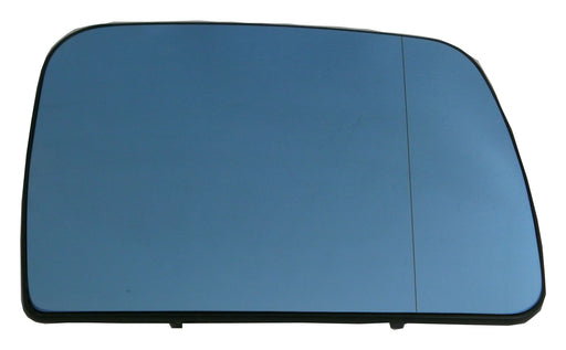 BMW X5 (E53) 2000-2006 Heated Aspherical Blue Tinted Mirror Glass Drivers Side O/S