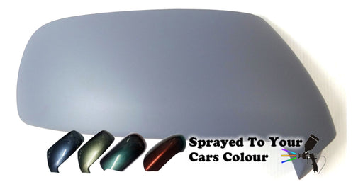 Citroen C4 Picasso Mk.1 2006-10/2013 Wing Mirror Cover Drivers Side O/S Painted Sprayed
