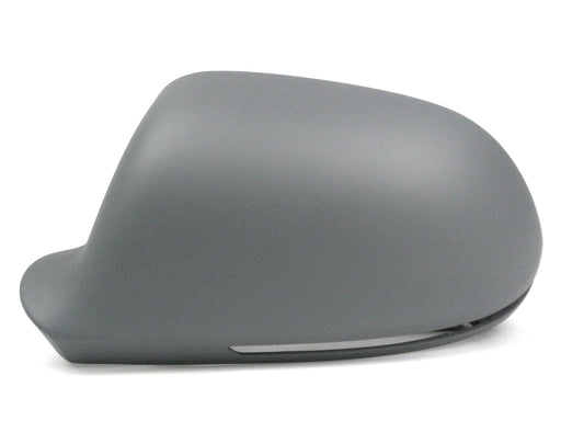 Audi A3 Mk2 Excl S3 & RS3 7/2008-12/2010 Primed Wing Mirror Cover Passenger Side N/S