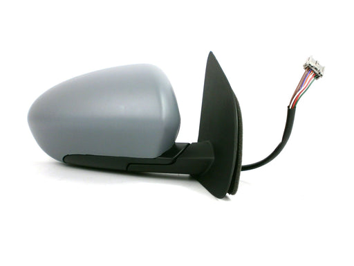 Nissan Qashqai Mk1 (J10) 2007-4/2010 Wing Mirror Power Folding Drivers Side O/S