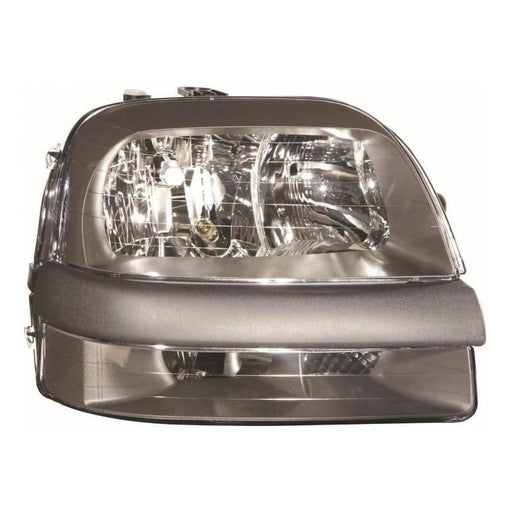 Fiat Doblo Mk1 Van 2001-2005 Headlight Headlamp Inc Fog Drivers Side O/S