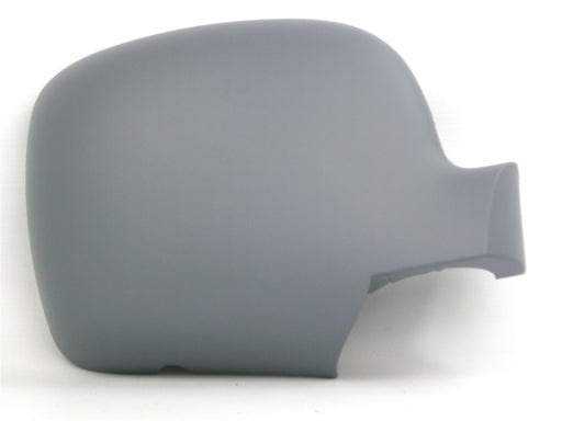 Renault Kangoo Mk.2 9/2008-6/2013 Primed Wing Mirror Cover Driver Side O/S