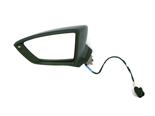 Seat Leon Mk3 1/2013+ Electric Wing Mirror Indicator LED Primed Passenger Side