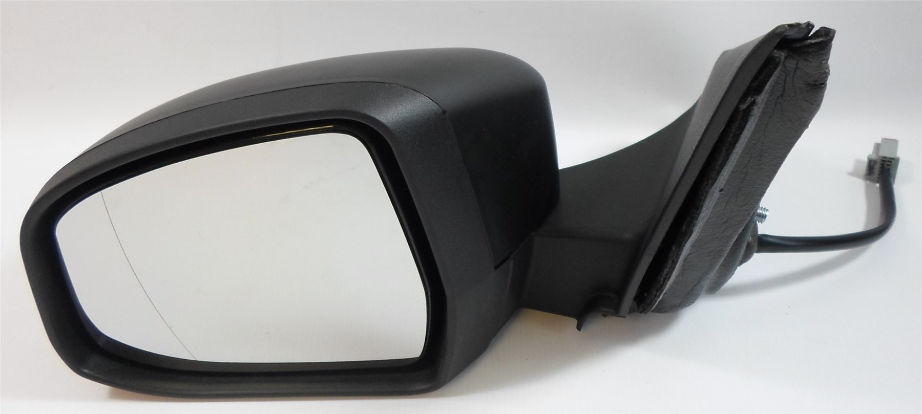 Ford Mondeo Mk4 6/2007-3/2011 Electric Wing Mirror Heated Black Passenger Side