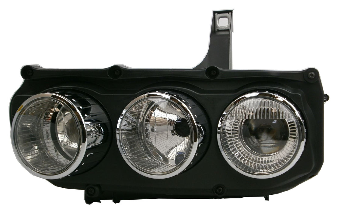 Alfa Spider Convertible 6/2006-2011 Headlight Headlamp Drivers Side O/S