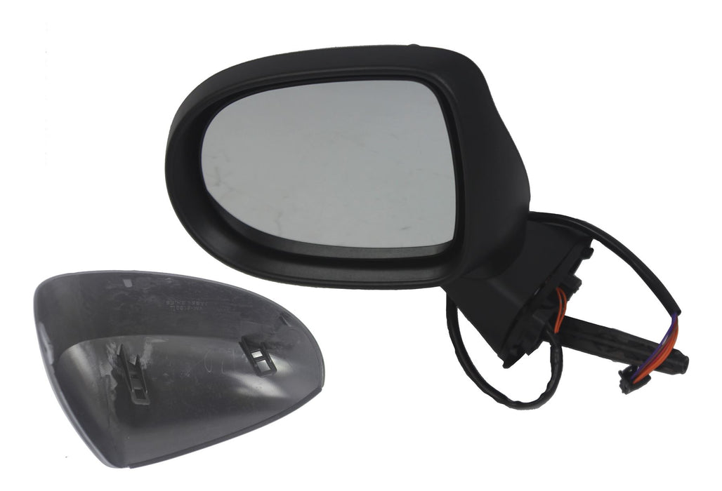 Renault Modus 2/08-12 Electric Wing Mirror Clear Indicator Primed Passenger Side