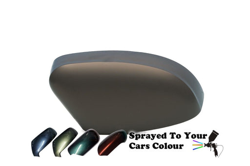 Ford Mondeo Mk.4 6/2007-3/2011 Wing Mirror Cover Drivers Side O/S Painted Sprayed