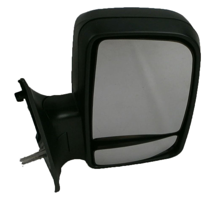 VW Crafter 2006-10/2017 Short Arm Wing Mirror No Indicator Manual Drivers Side