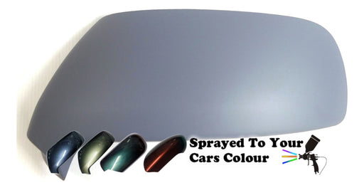 Citroen C4 Picasso Mk.1 2006-10/2013 Wing Mirror Cover Passenger Side N/S Painted Sprayed