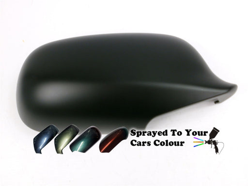 Saab 9-5 9/2001-8/2010 Wing Mirror Cover Drivers Side O/S Painted Sprayed