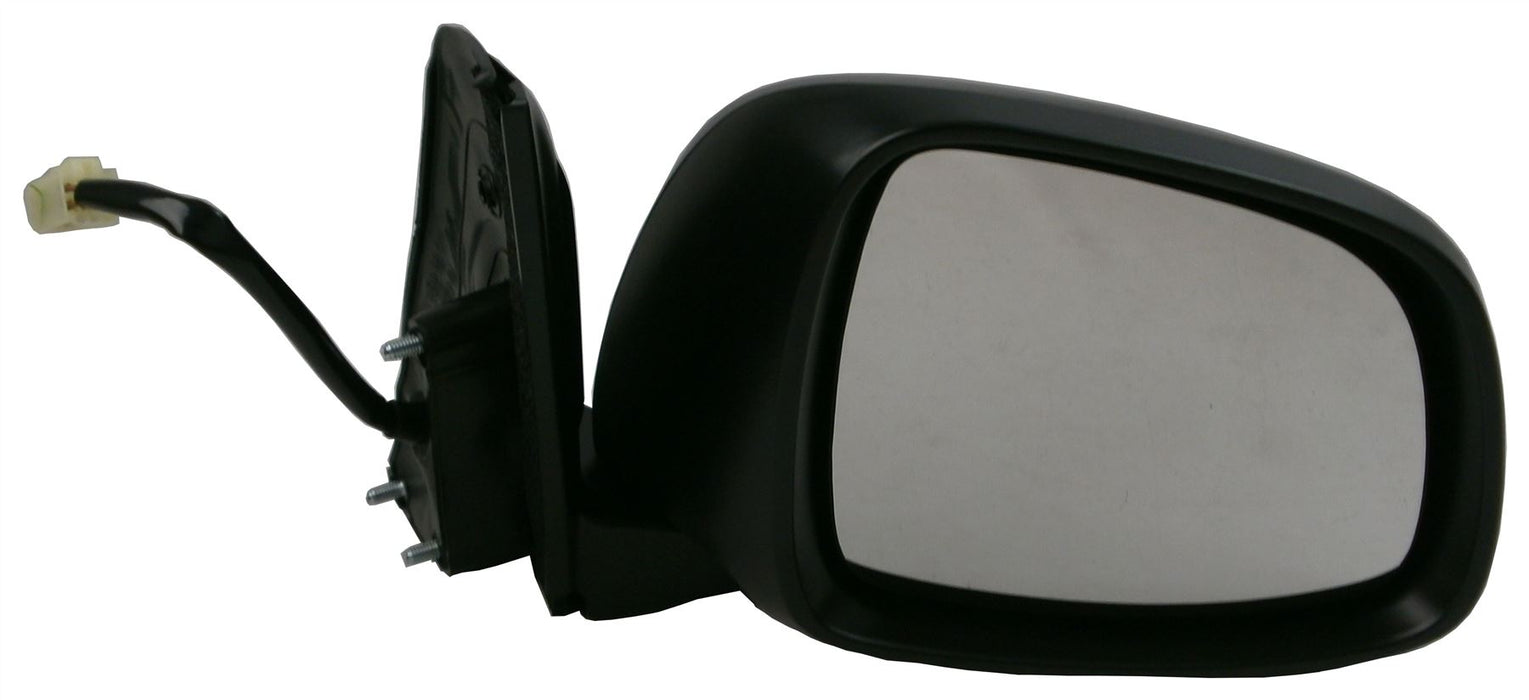 Fiat Sedici 2006+ Electric Wing Door Mirror Heated Primed Drivers Side O/S