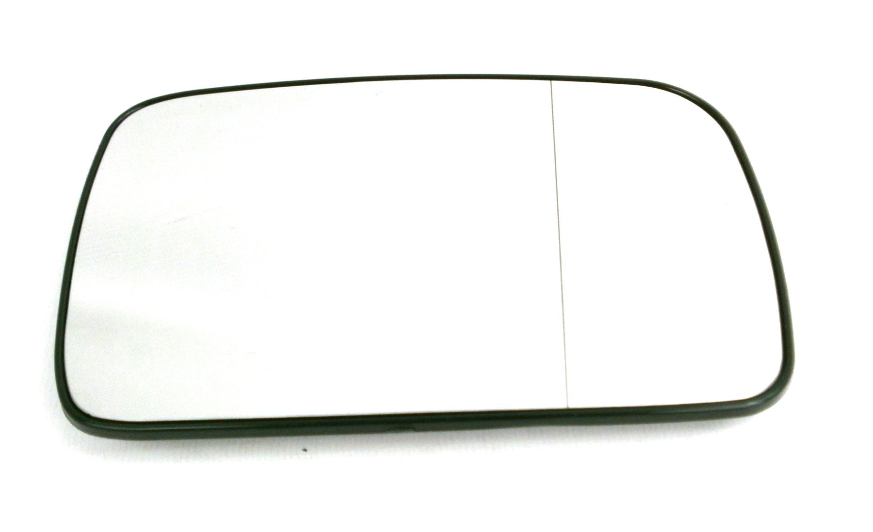 Volkswagen Polo Mk.3 1995-2001 Heated Aspherical Mirror Glass Drivers Side O/S