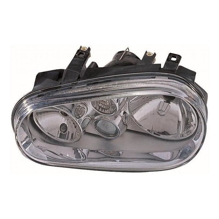 VW Golf Mk4 Hatch 10/1997-6/2004 Headlight Headlamp Inc Fog Passenger Side N/S